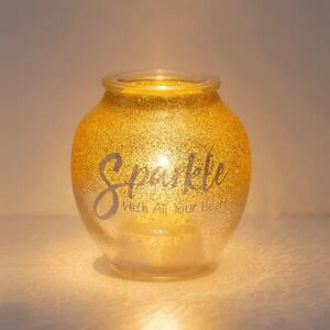 Scentsy Sparkle With All Your Heart Full Size Warmer