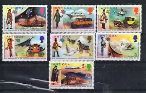 ANTIGUA STAMPS  1974  CENTENENARY OF THE POSTAL UNION MINT NEVER HINGED