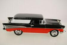 LIBERTY CLASSICS 1957 CHEVY BEL AIR NOMAD COIN BANK    7059