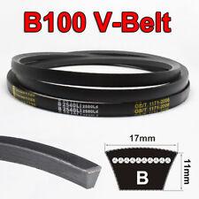 B100/B2540 V-Belt (17mm*11mm) B Section Replace Fits Greenfield GT18005 GT02365