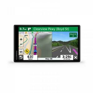 "Garmin DriveSmart 55LMT 5.5"" Screen Auto GPS With Lifetime NA Maps 010-02037-02"