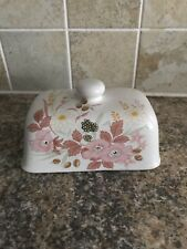 Boots - Hedge Rose - Butter Dish Lid Only