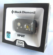 Black Diamond SPOT Headlamp 300 Lumens Waterproof - Black