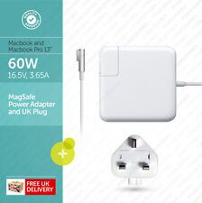 "60W MagSafe 1 Power Adapter (Charger) for Macbook & Macbook Pro 13"", A1344"