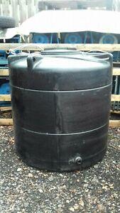 Water butt 1250L  water tank brand new pump Rainwater harvesting butt 1250 litre