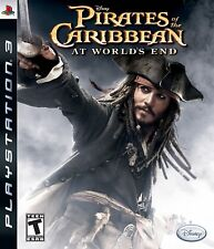 PIRATES OF THE CARIBBEAN At WORLDS END PS3 - Good - Game Disc Only
