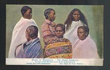 1910 Charlton England Postcard Cover London Missionary Society Madagascar Women