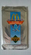1991-92 UD Upper Deck McDonalds Hockey Pack Unopened Discount On Muliptles /Box