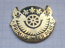 First Air Defense Artillery/primus inter pares/US Army CREST... Pin (116d)