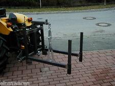Heckcontainer Transportgestell Rückerahmen für Traktor