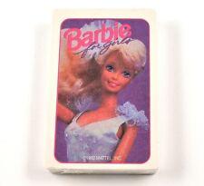 BARBIE Poupées Cartes de jeu cartes USA Playing Cards