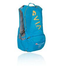 Горные женские через оснастки 4 синий спортивный бег рюкзак
