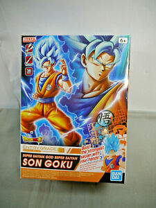 DRAGON BALL ENTRY GRADE SUPER SAIYAN GOD SUPER SAIYAN SON GOKU Model Kit KBQ