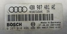 ECU sintonizado!!! Audi A6 2.5 TDI V6 150 AKN 4B0907401AE Immo Apagado Plug & Play