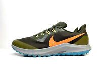 Nike Air Zoom Pegasus 36 Trail Shoes Sequoia UK 10 EUR 45 UK 11 AR5677 303