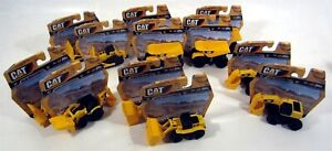 CASE OF 12 CAT Mini Machines Construction Caterpillar 5 Styles! NEW! Party Favor