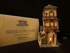 "Dept 56 Christmas in the City ""Little Italy Ristorante"" retired 1995"