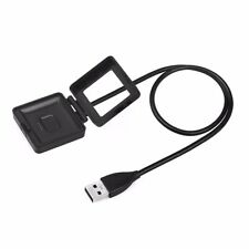 Replacement USB Charging Charger Cable For Fitbit Blaze Smart Fitness Watch UK
