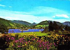 Bad Wiessee - Promenade am See ; Ansichtskarte gel.