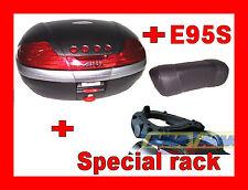 PIAGGIO MP3 YOURBAN 125 300 2011-2012 VALIGIA BAULETTO V46N NERO + SR5600 + E95S