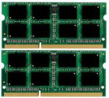 New! 8GB Kit 2x4GB PC3-8500 DDR3-1066MHz Sodimm Memory Apple Mac Book Pro