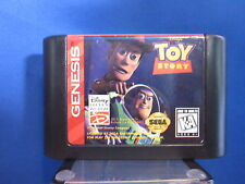 Sega Genesis Toy Story Video Game