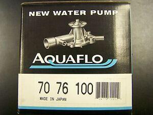 New Water Pump Japan 70-76-100 fits Nissan 310 Pulsar Sentra Tsubame Tsuru W