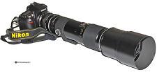Mamiya 645 1:5.6 500mm lens lentille téléobjectif premier ULD