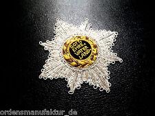 Hessen-Darmstadt Ludewigs-Orden Großkreuz Bruststern