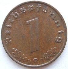 TOP! 1 Pf 1937 G in VORZÜGLICH !!!