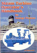 Steam Turbine Operator's Handbook by George Preston