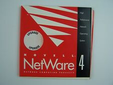 Novell NetWare 4.1 Upgrade CD Disc