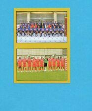 PANINI CALCIATORI 2007-2008- Figurina n.662-VALENZANA+VARESE-SQUADRA - NEW