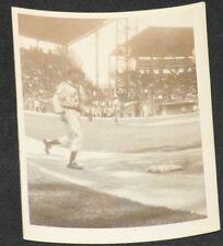 "RARE! 1946 Raymond Brown, Negro Leagues, Hall of Famer, Orig Photo. 4"" x 5"""