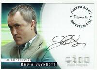 The 4400 Season 2 Inkworks Autograph Card A-17 Jeffrey Combs as Kevin Burkhoff