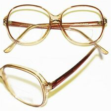 """Bifocal Reading Glasses Women's Classic Large """" Coffee Brown """" Frame +2.25 Lens"""