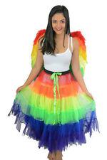 Full Length Patternless Tutu Unbranded Skirts for Women