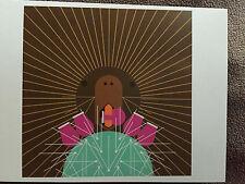 CHARLEY CHARLES HARPER   Prickly Pair   New Art  print Porcupine & Cactus