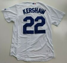 Clayton Kershaw #22 Los Angeles Dodgers Baseball Jersey Men Size M Medium.