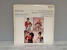 LP Schallplatten Konvolut Operettenmärsche Mozart Freischütz Hoffmanns Erzählung