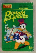 MICKEY PARADE n° 1091 bis de 1973 : DONALD FAIT FORTUNE