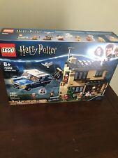 LEGO Harry Potter House on 4 Privet Drive set 75968 Brand New Release Ships Fast