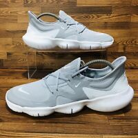 Nike Free RN 5.0 Pro (Men's Size 9.5) Athletic Sneaker Shoes Gray