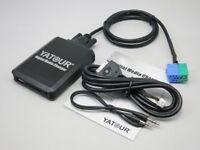 Digital Media Changer USB SD Aux iPod Interface For Becker Porsche 1998-2002