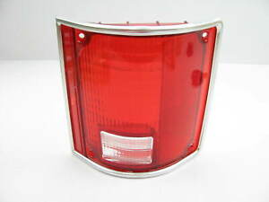 NEW - OUT OF BOX 85262-5 Rear Right Tail Light Lamp For 1973-1991 Chevrole GMC