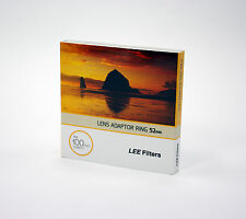 Lee Filters 52mm STANDARD AD ANELLO ADATTATORE si inserisce Nikon 50-200mm F4.0 / 5.6 G ED AFS VR