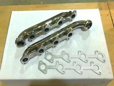 03-07 Ford Powerstroke F250 F350 6.0 Stainless Performance Headers Manifolds SS