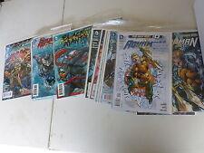 Aquaman Set # 0 - 29 Plus Annual