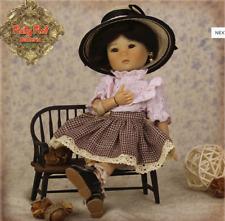 HC0071A White School Uniform Shan Yu Ping Doll Ten Ping Sister Ruby Red Galleria