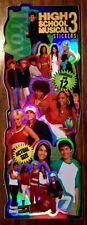 High School Musical stickers / decals - NEW FULL SET OF 12 - vending Disney